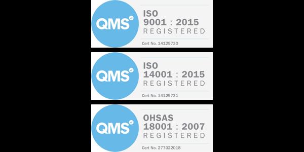 QMS logos