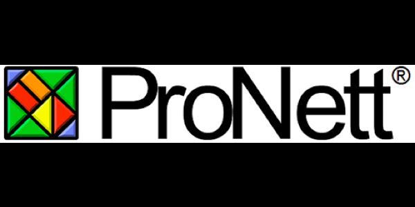 ProNett logo