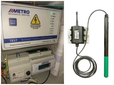 Metro Internet of Things